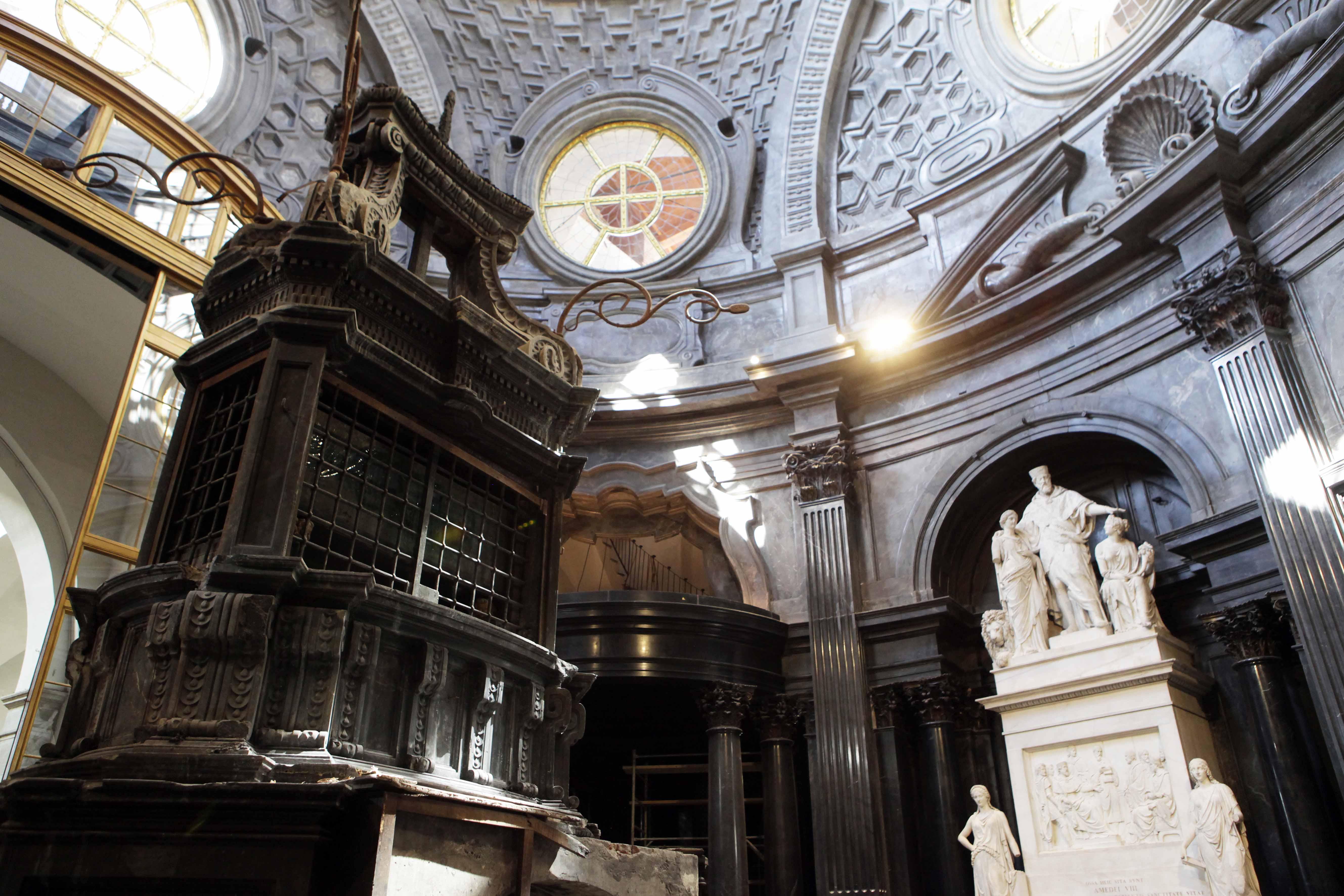 Conosci i Musei Reali - Visita alla Cappella della Sindone