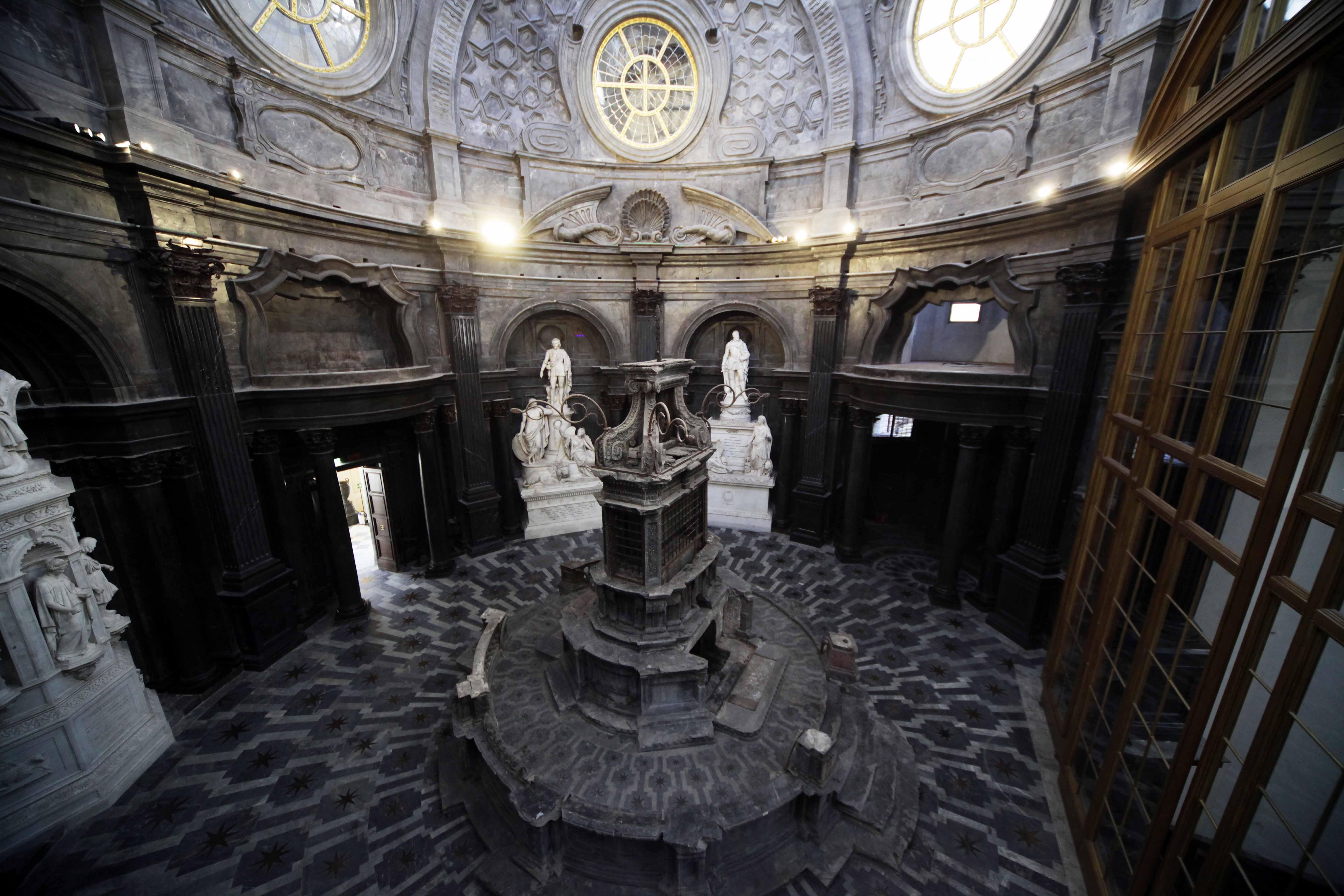 Visita l'Appartamento della regina Maria Teresa e la Cappella della Sindone con la Sacrestia